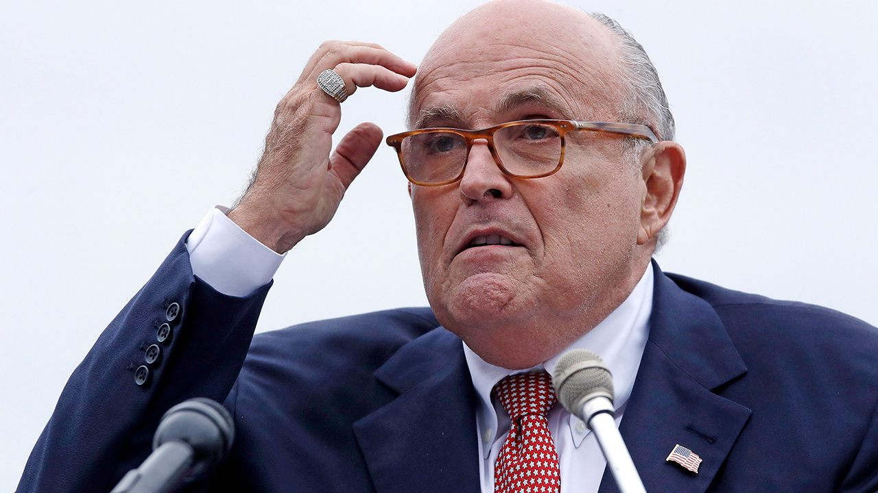 Westlake Legal Group rudy-giuliani Giuliani cancels Ukraine trip, says he'd be 'walking into a group of people that are enemies of the US' fox-news/world/conflicts/ukraine fox-news/topic/fox-news-flash fox-news/shows/fox-news-night fox-news/politics/executive/white-house fox-news/person/joe-biden fox-news/person/donald-trump fox news fnc/politics fnc Charles Creitz article 52380fbc-1a6e-5e17-b564-50d00e5bfa77
