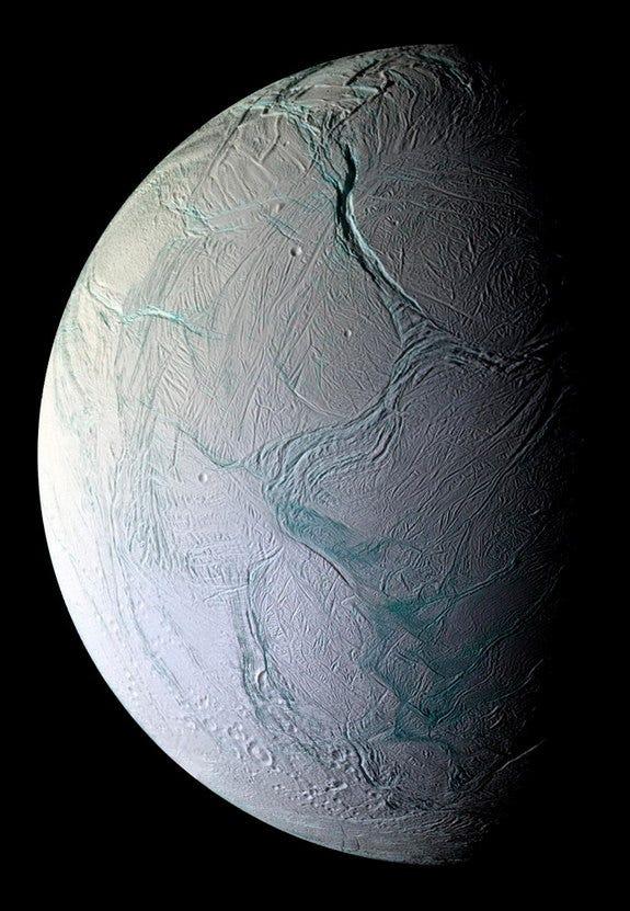 Saturn ' s mysterious moon unterstützen könnte außerirdisches Leben Dank dieser neuen Entdeckung