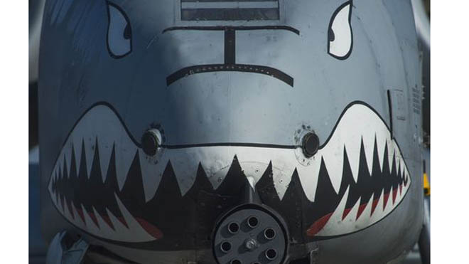 Aircraft nose art makes quiet comeback, reviving Air Force tradition