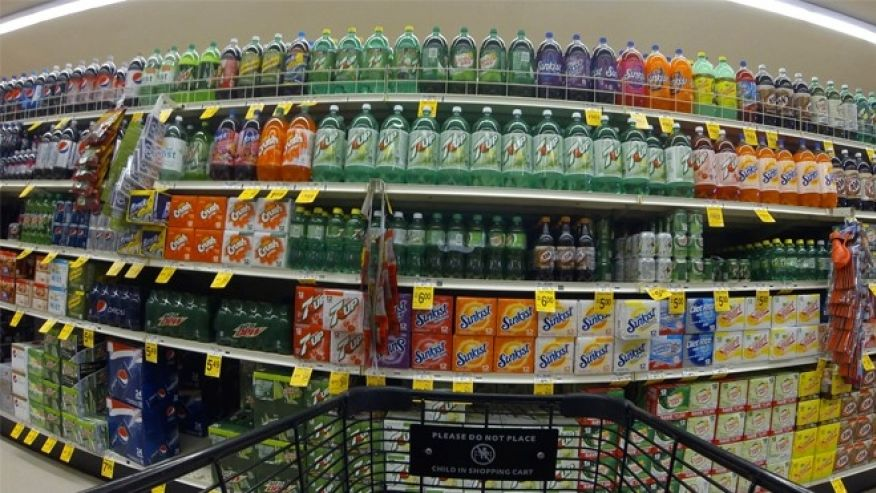 Reducing sugary drinks cuts calories, but only a few, studies find