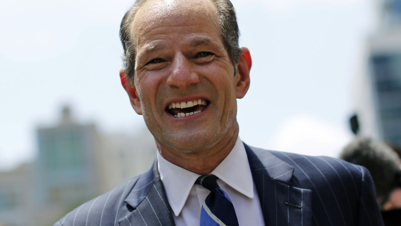 Spitzer should be arrested for threatening me, says NYC man who alleges threat