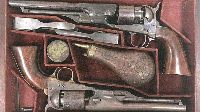 Stolen Civil War guns aren't the only historic guns Pennsylvania city is missing