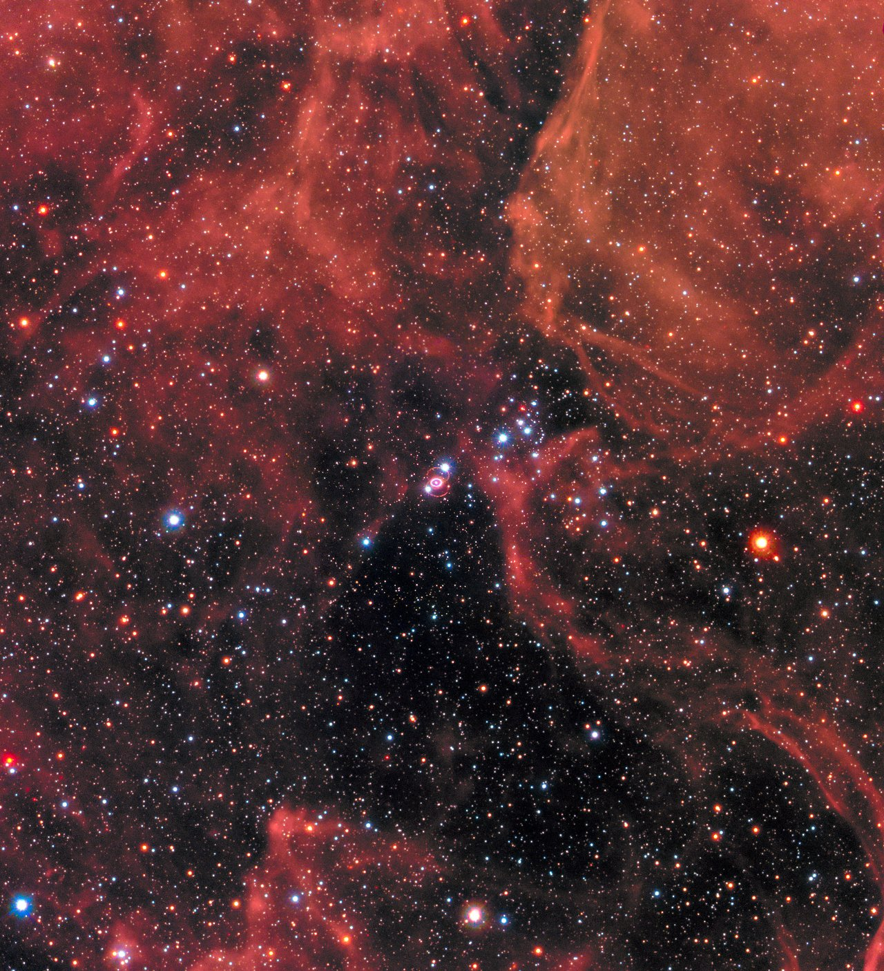 Historic supernova explosion still shines bright after 30 years