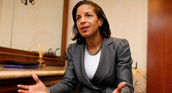 Trump and Susan Rice get in nasty Twitter fight after ex-Obama adviser's Syria comments