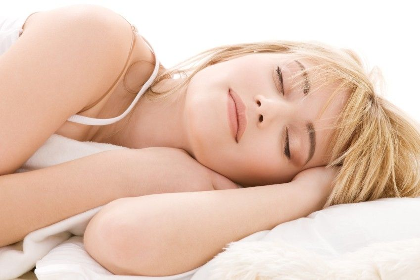 12 exercises for a better night's sleep