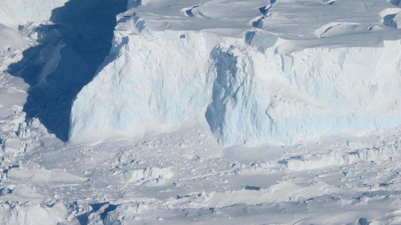 Antarctica's 'doomsday glacier' reveals alarming new trait to scientists