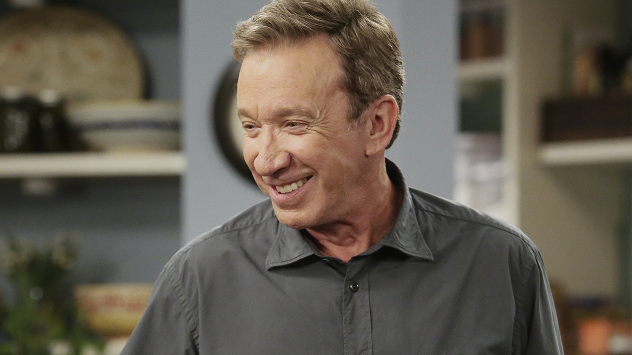 'Last Man Standing' star Tim Allen mocks liberals 'small window of sense of humor'