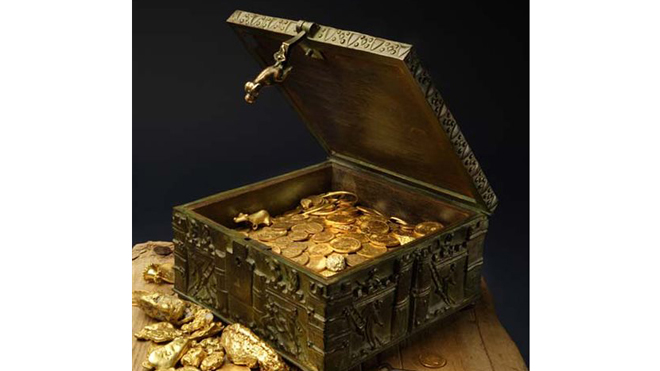 Treasure hunter vanishes searching for $2 million in gold
