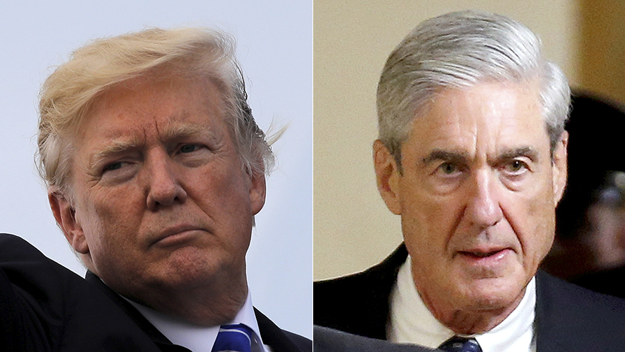 Westlake Legal Group trump_mueller2 Why the Mueller report, for all its meticulous detail, fell flat Howard Kurtz fox-news/person/robert-mueller fox-news/person/donald-trump fox-news/news-events/russia-investigation fox-news/columns/media-buzz fox news fnc/politics fnc b0abaf00-e90d-50ac-bee3-81e7096940c1 article