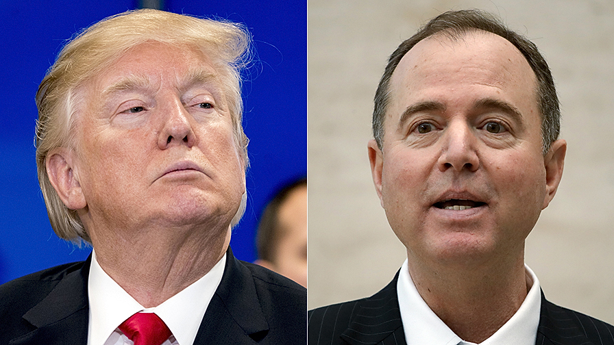 Westlake Legal Group trump_schiff Trump, Schiff spar ahead of Nevada caucuses over claim Russians trying to help Bernie Sanders fox-news/politics/2020-presidential-election fox news fnc/politics fnc article Alex Pappas 45bb5a9e-3510-5547-bee0-4baef7c1b55b