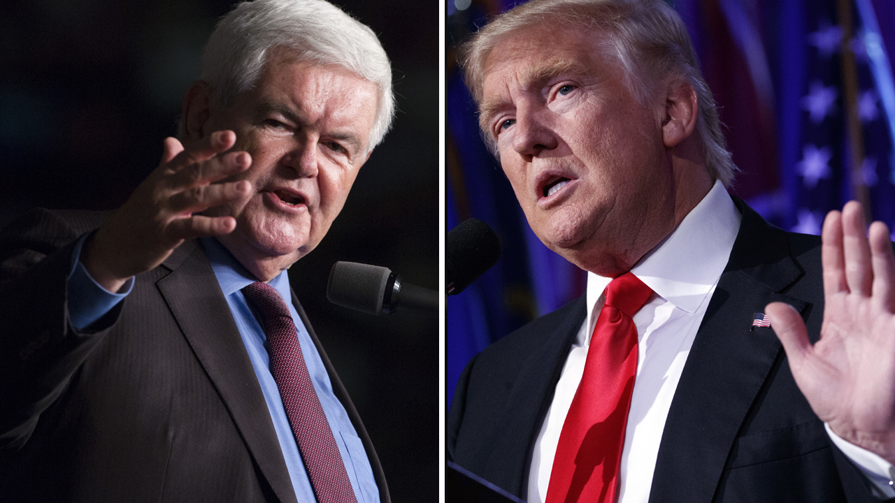 Newt Gingrich pans Trump's 'dumb idea' to host G-7 Summit at his Miami resort