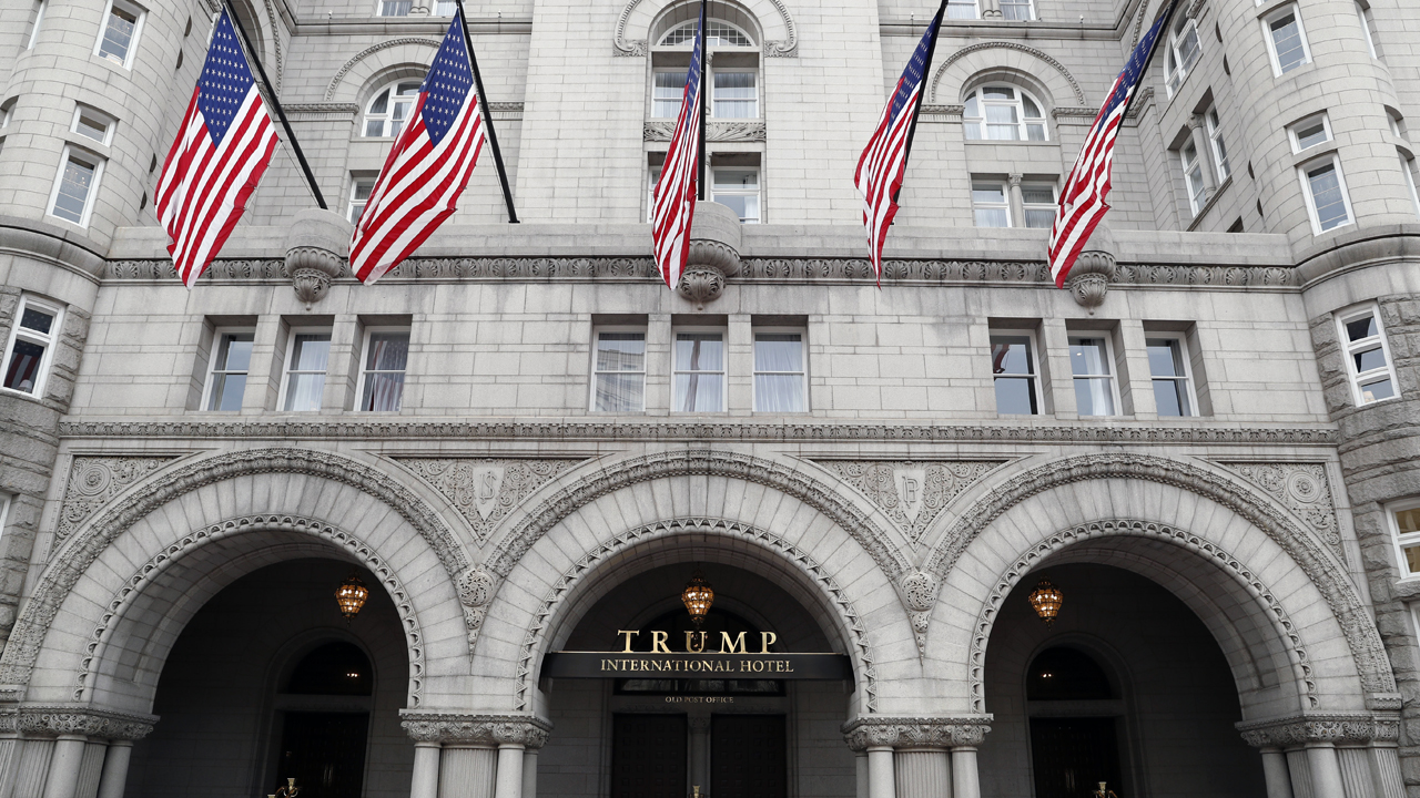 DC sues Trump inaugural committee for allegedly overpaying Trump hotel