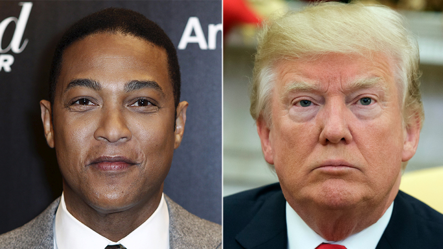 CNN ridiculed for accusing Trump of bullying 'dumbest man on television' Don Lemon