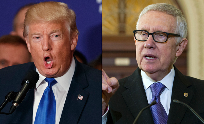 Harry Reid issues warning to Democrats ahead of 2020: Do not underestimate Trump
