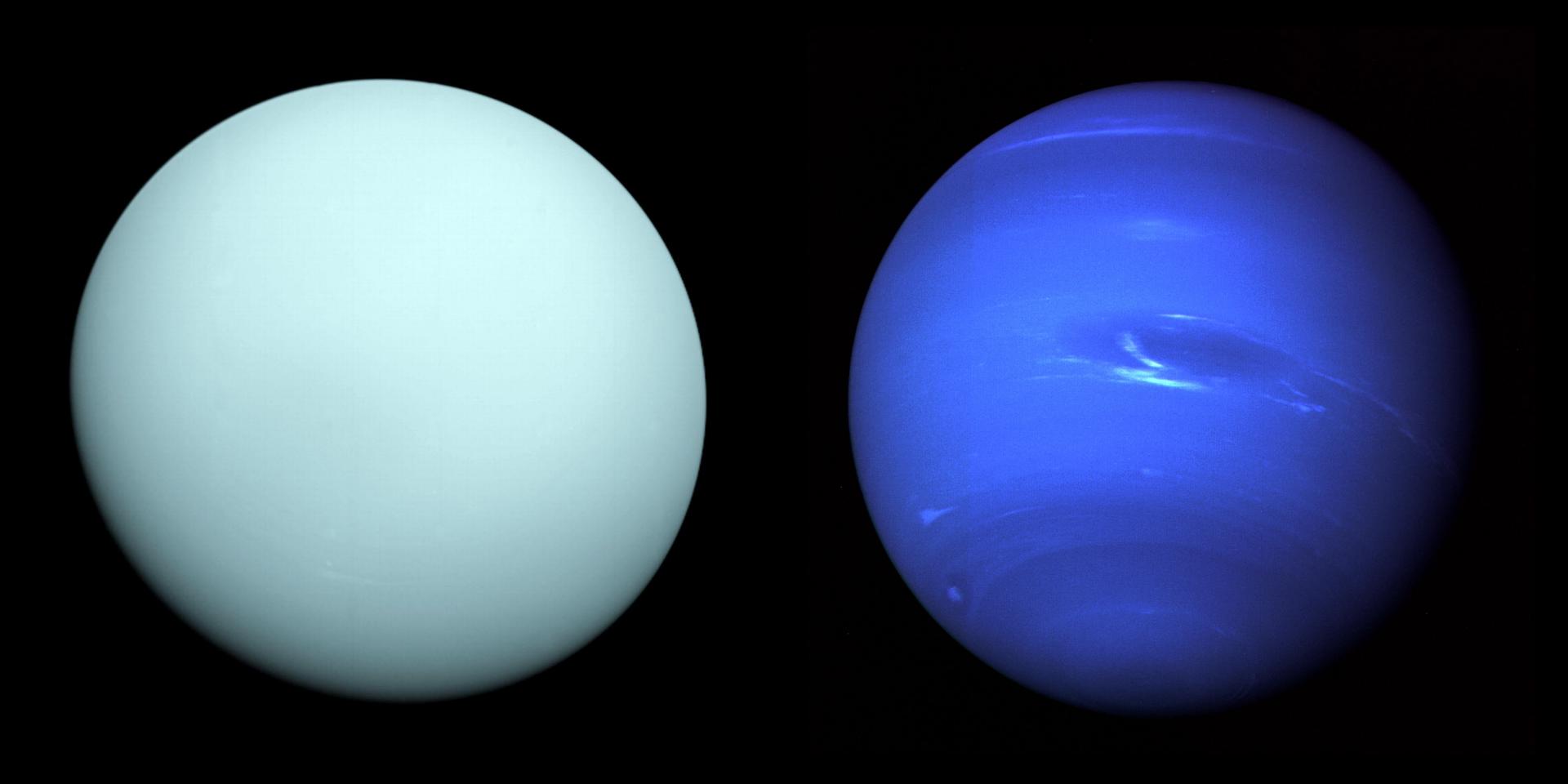 NASA eyes close-up mission to Uranus, Neptune