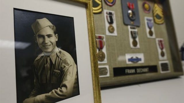 Colorado man captured by Nazis in WWII gets overdue POW medal