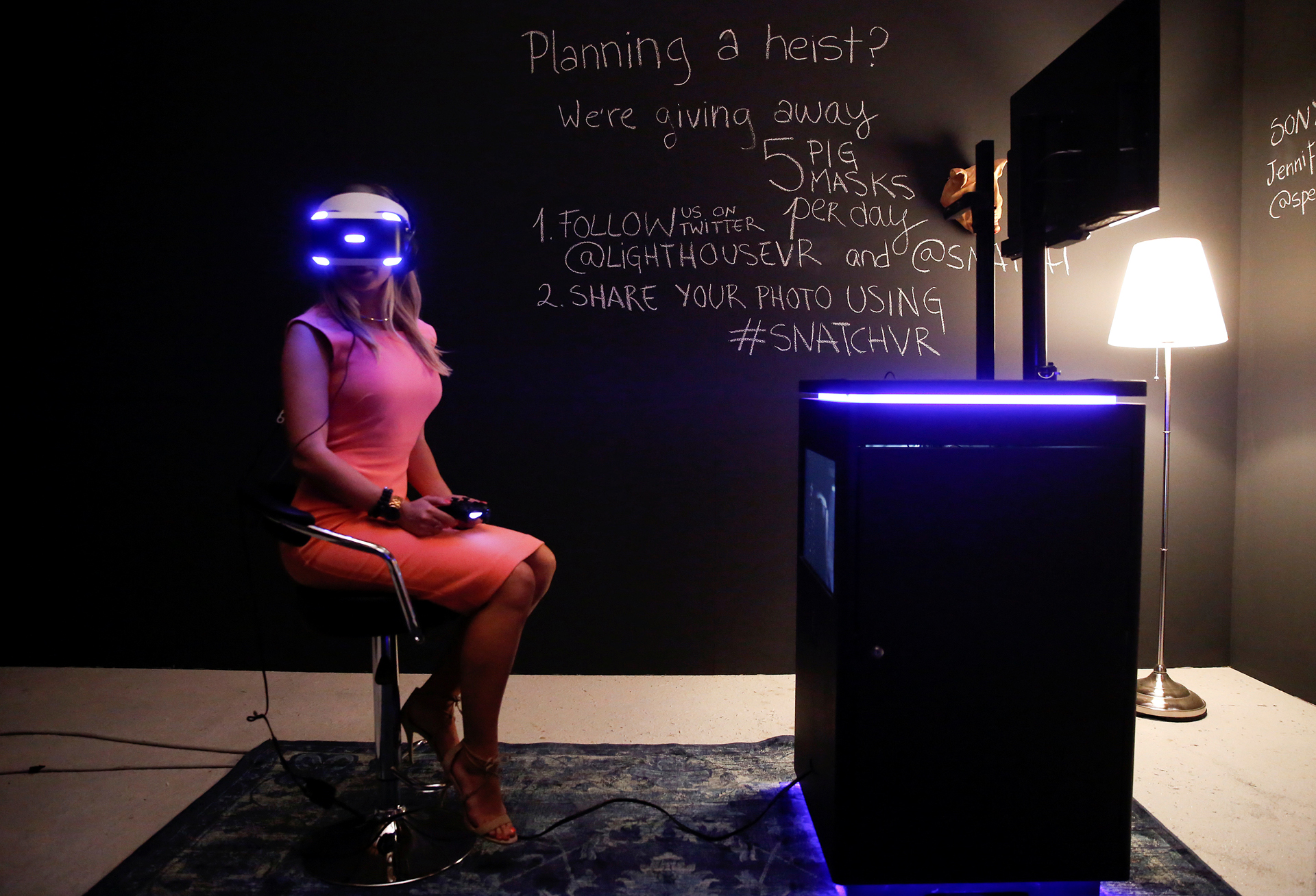 Virtual reality can help make everyone more empathetic