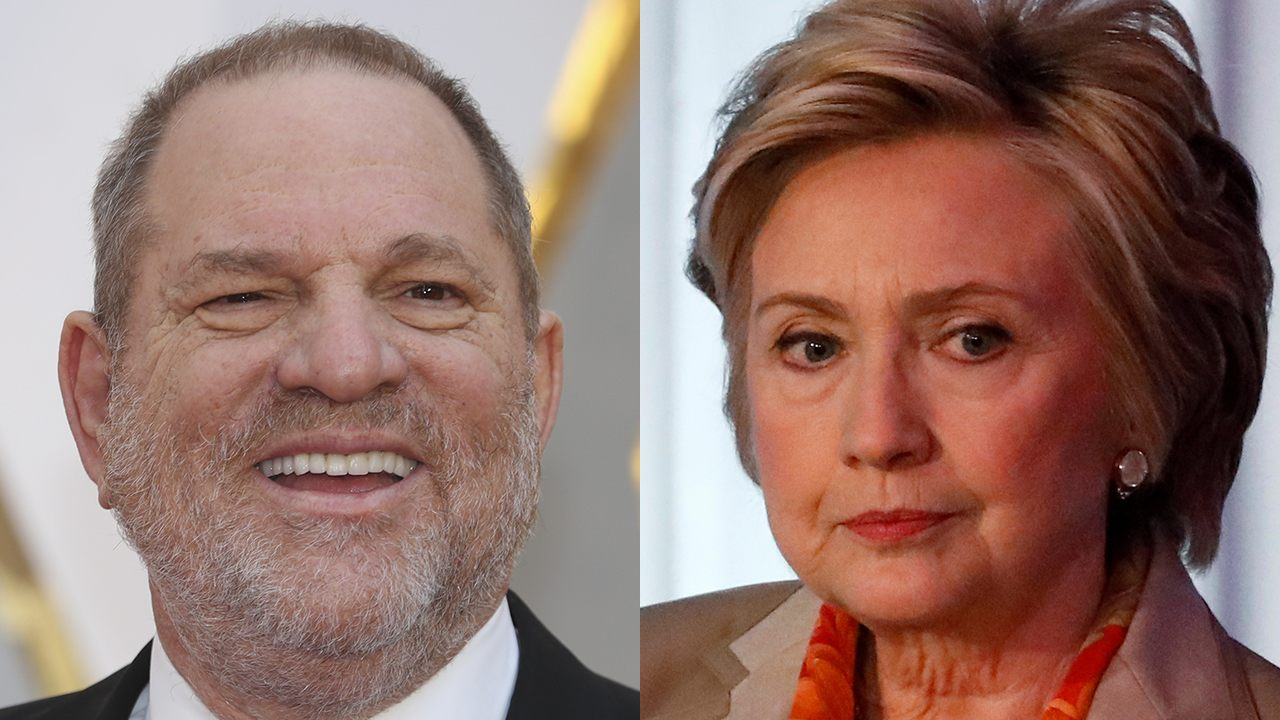 Tammy Bruce: Bombshell book reveals Hillary Clinton cast 'protective bubble' over Harvey Weinstein