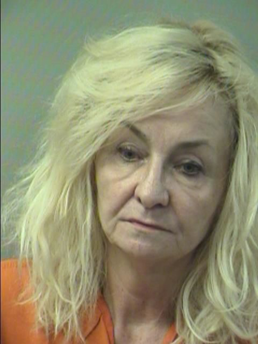 Florida woman accused of killing husband, hiding duct-taped body in closet and walling over it