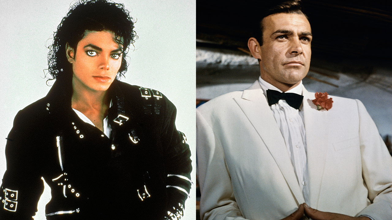 Michael Jackson reportedly wanted to play James Bond in a 007 movie