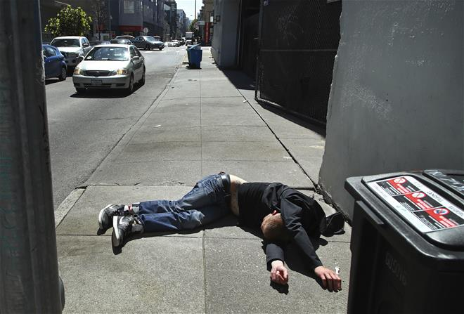 Top Tech CEOs Bicker Over Chronic Homelessness