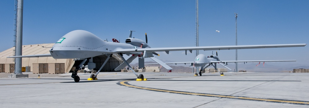 Army to Control Overseas Combat Drones from US