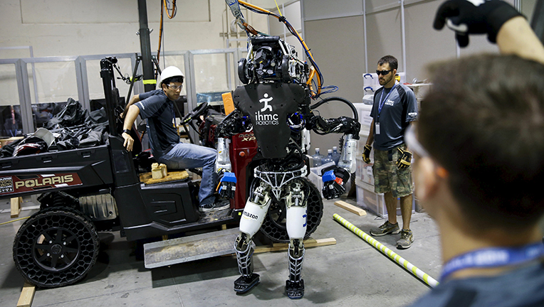 Boston Dynamics' Atlas robot now performs parkour