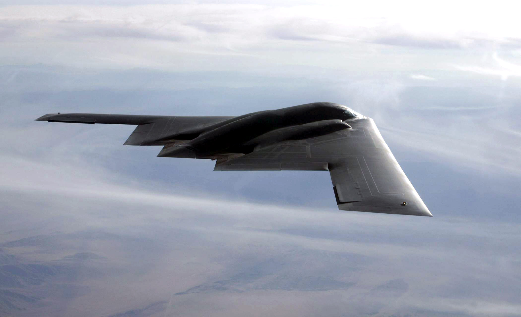 B-2 pilot recounts what it's like 'flying a stealth bomber'