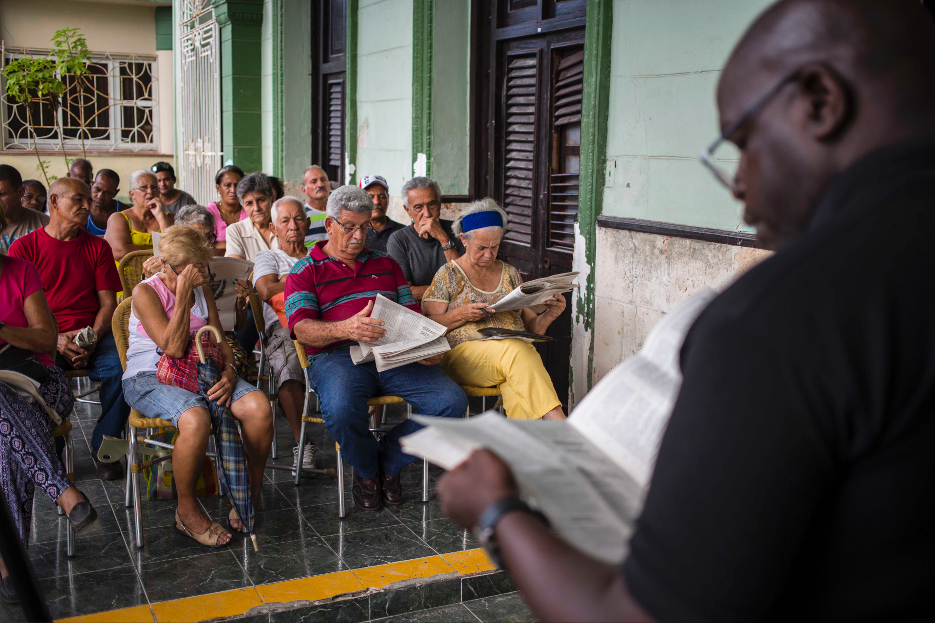Cuban constitutional reform spawns unusual public debate