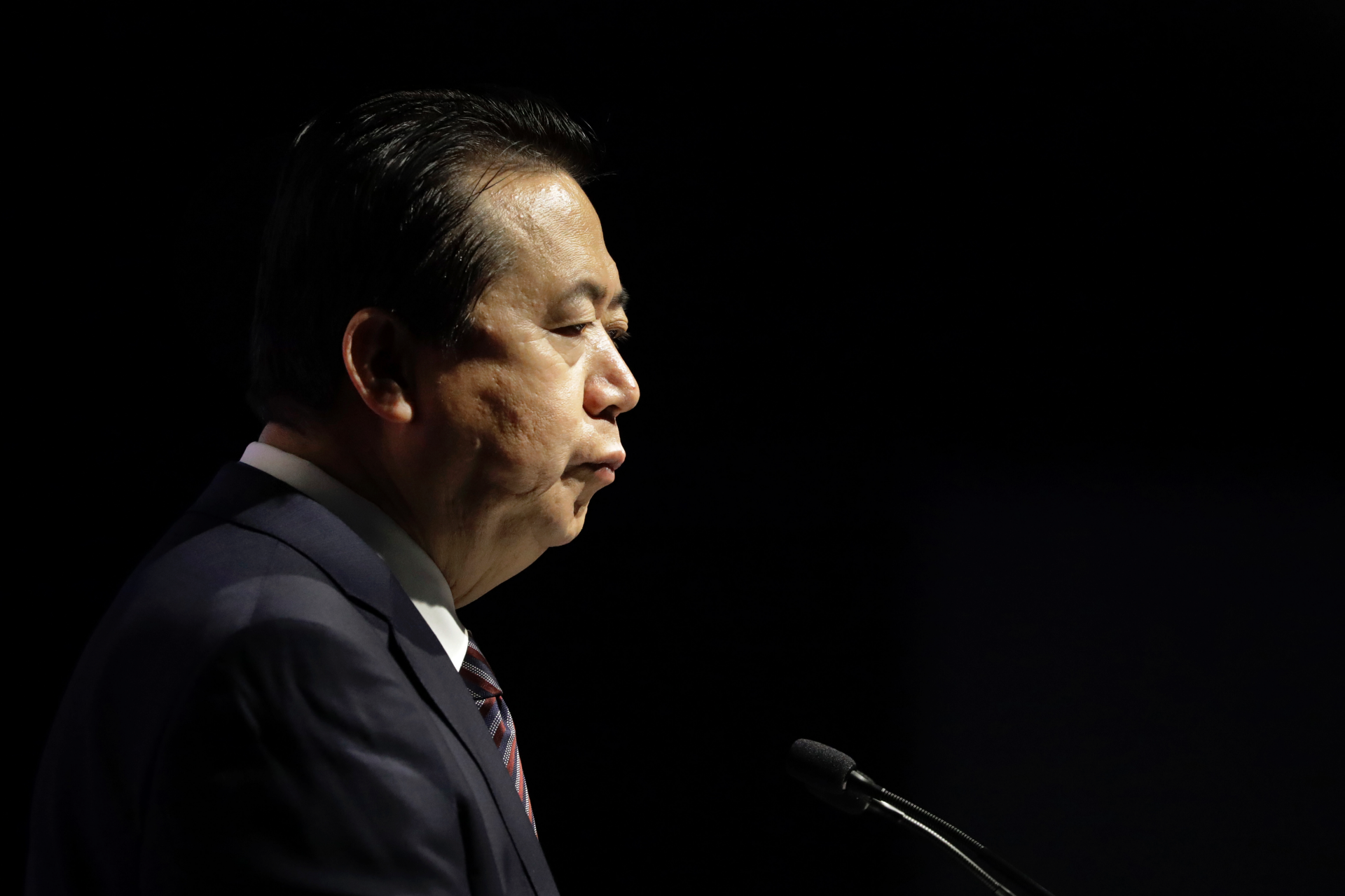 Missing Interpol president deeply rooted in China's security