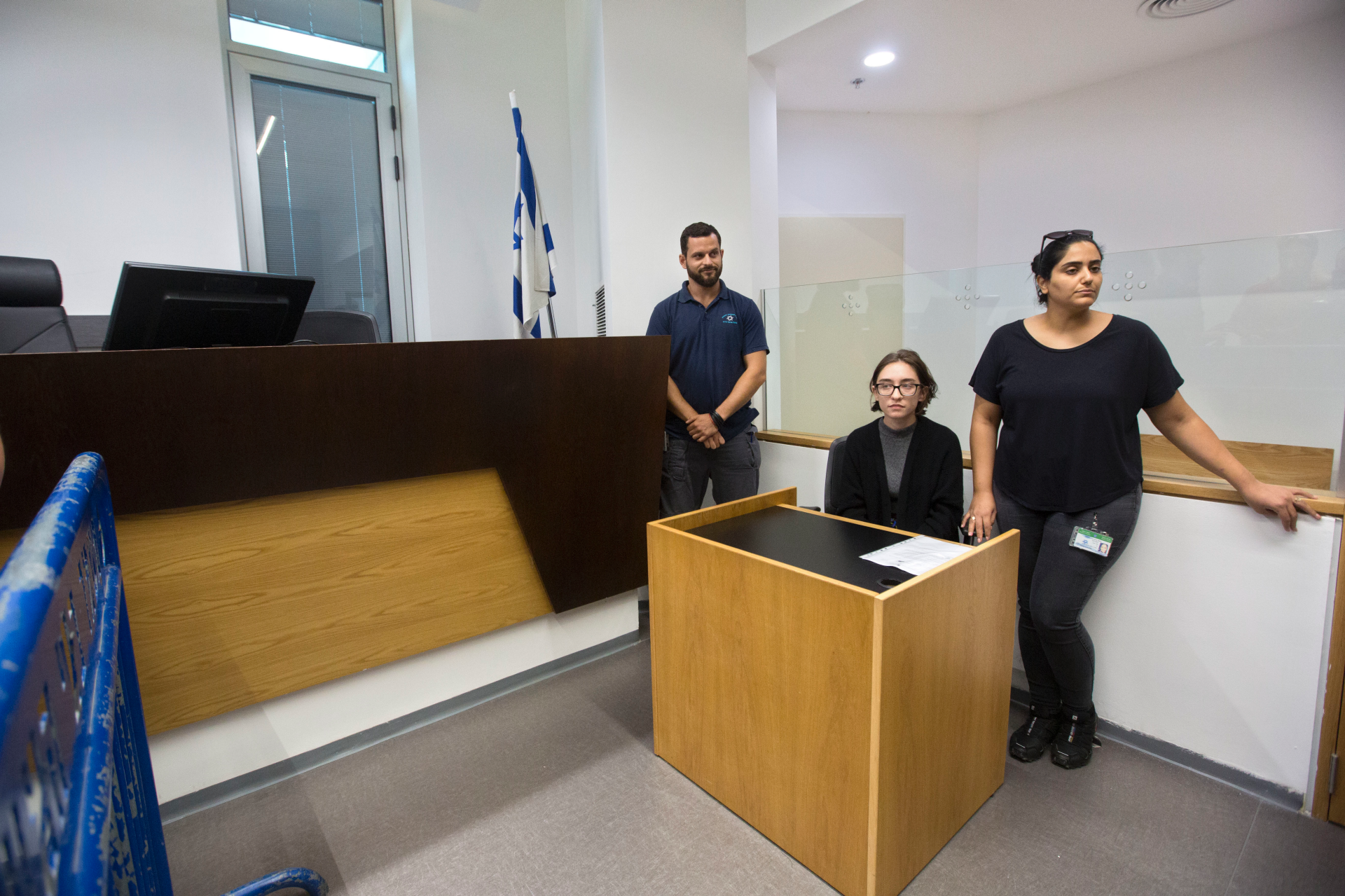 Israeli court hears US student's appeal against detention