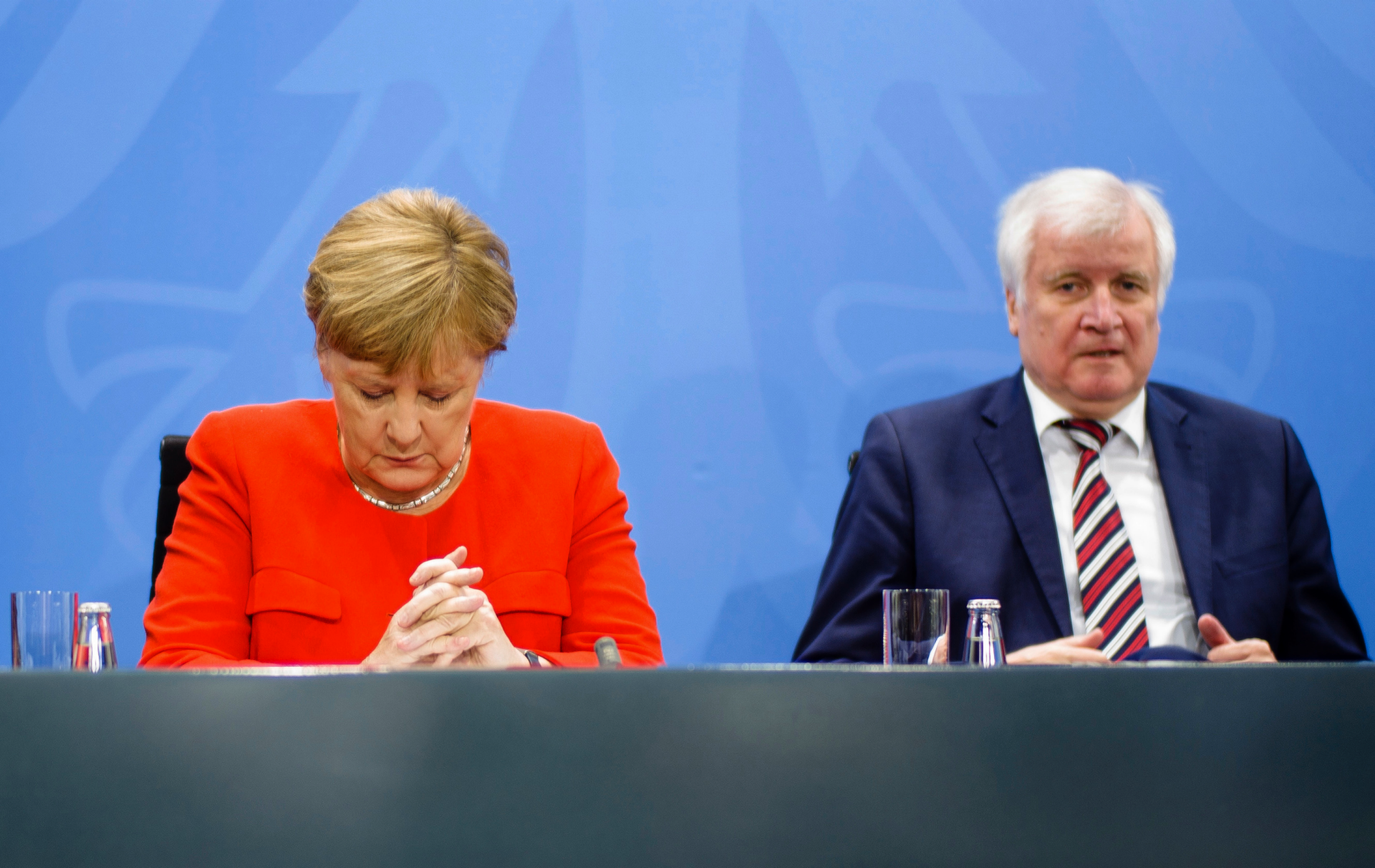Merkel allies brace for big setback in German state election