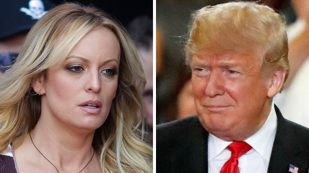Judge hints Stormy Daniels' lawsuit against Trump could be tossed