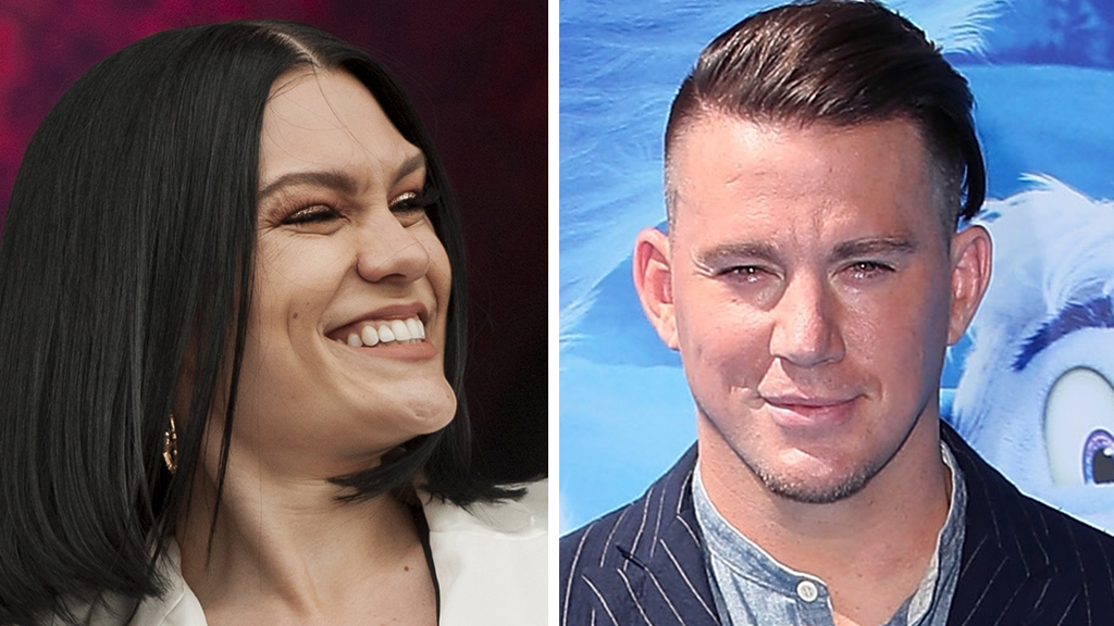 Channing Tatum is dating singer Jessie J: reports