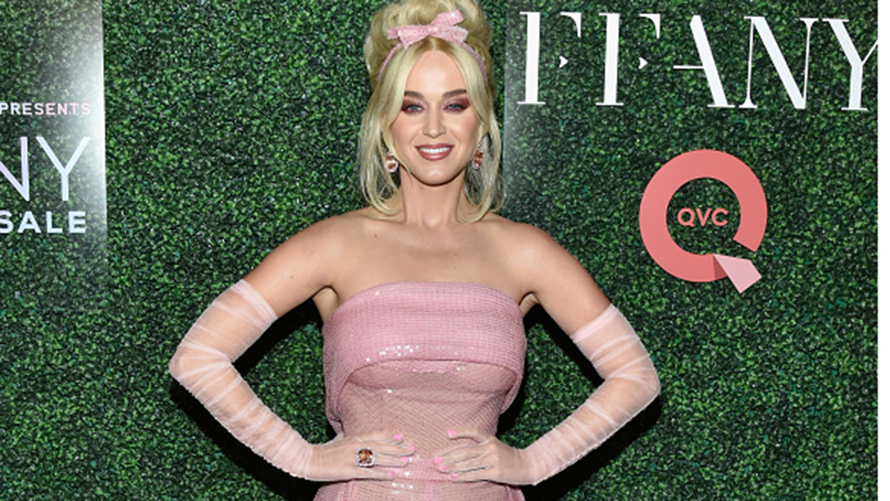 Katy Perry, Madonna and more celebs who have gone nude to vote