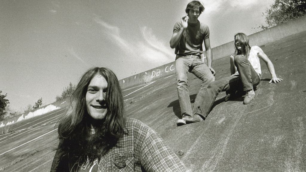 Washington state sign used in famous Nirvana photo op gets new look