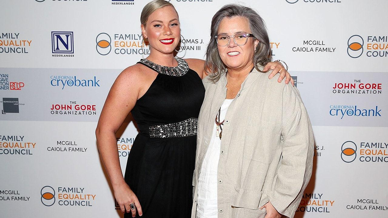 Rosie O ' Donnell und Elizabeth Rooney zu rufen, engagement
