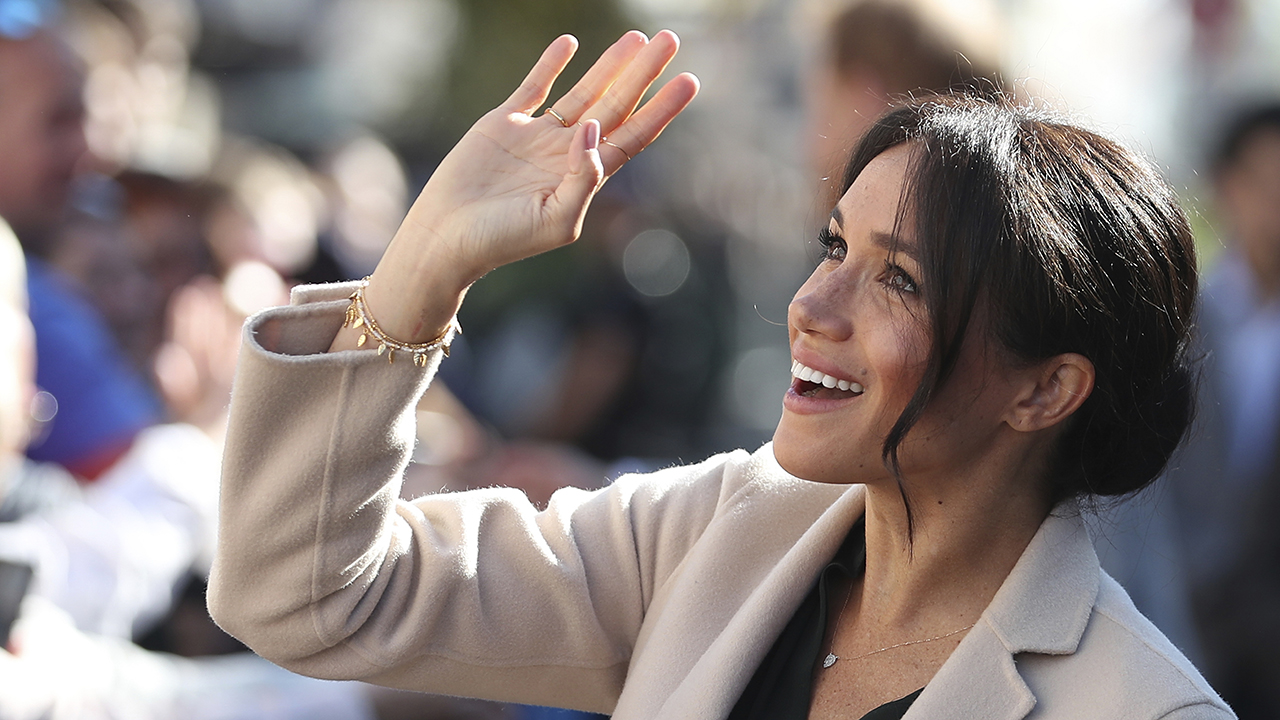 Prince Harry and Meghan Markle visit their royal namesake of Sussex