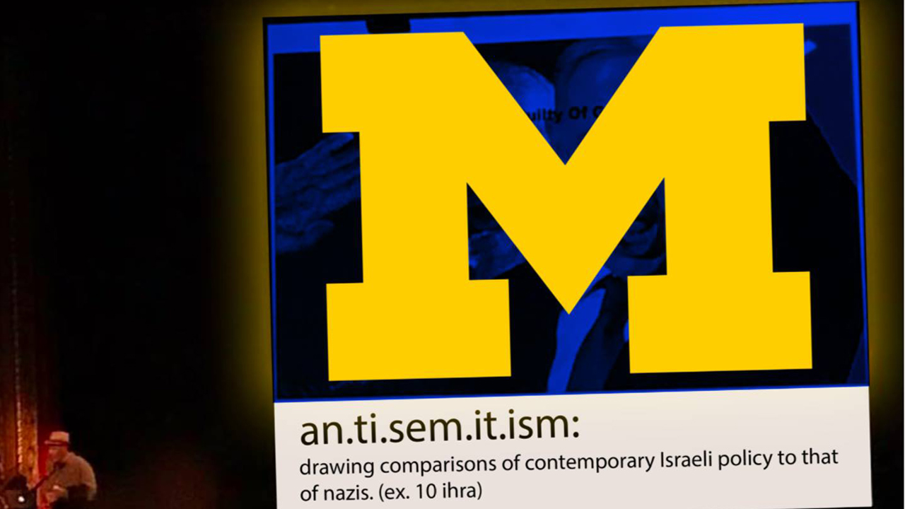 University of Michigan tackles anti-Semitism after three incidents on campus