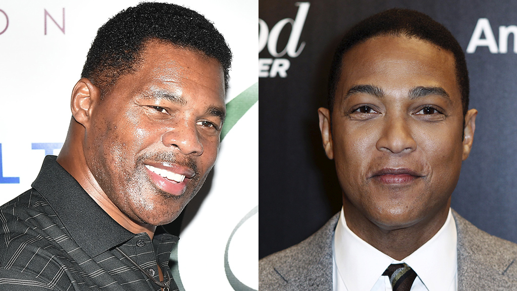 Herschel Walker calls for CNN to fire Don Lemon over 'racist' Kanye West criticism