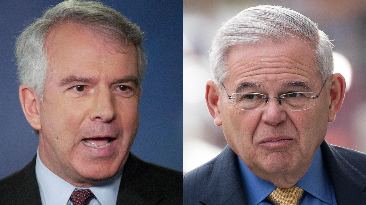 Dem Sen. Menendez lashes out at 'bogus lies' after GOP rival revives prostitution allegations