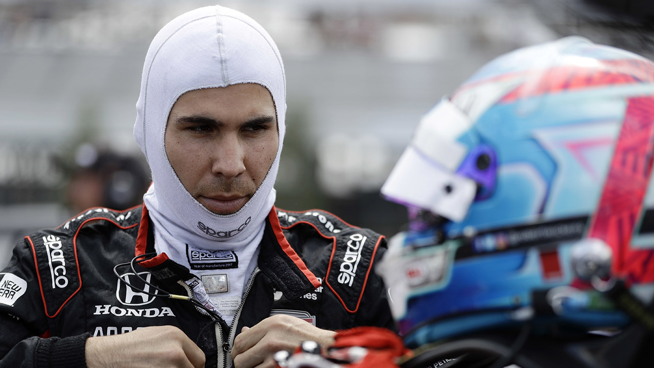 IndyCar driver Robert Wickens says he was paralyzed in massive Pocono crash