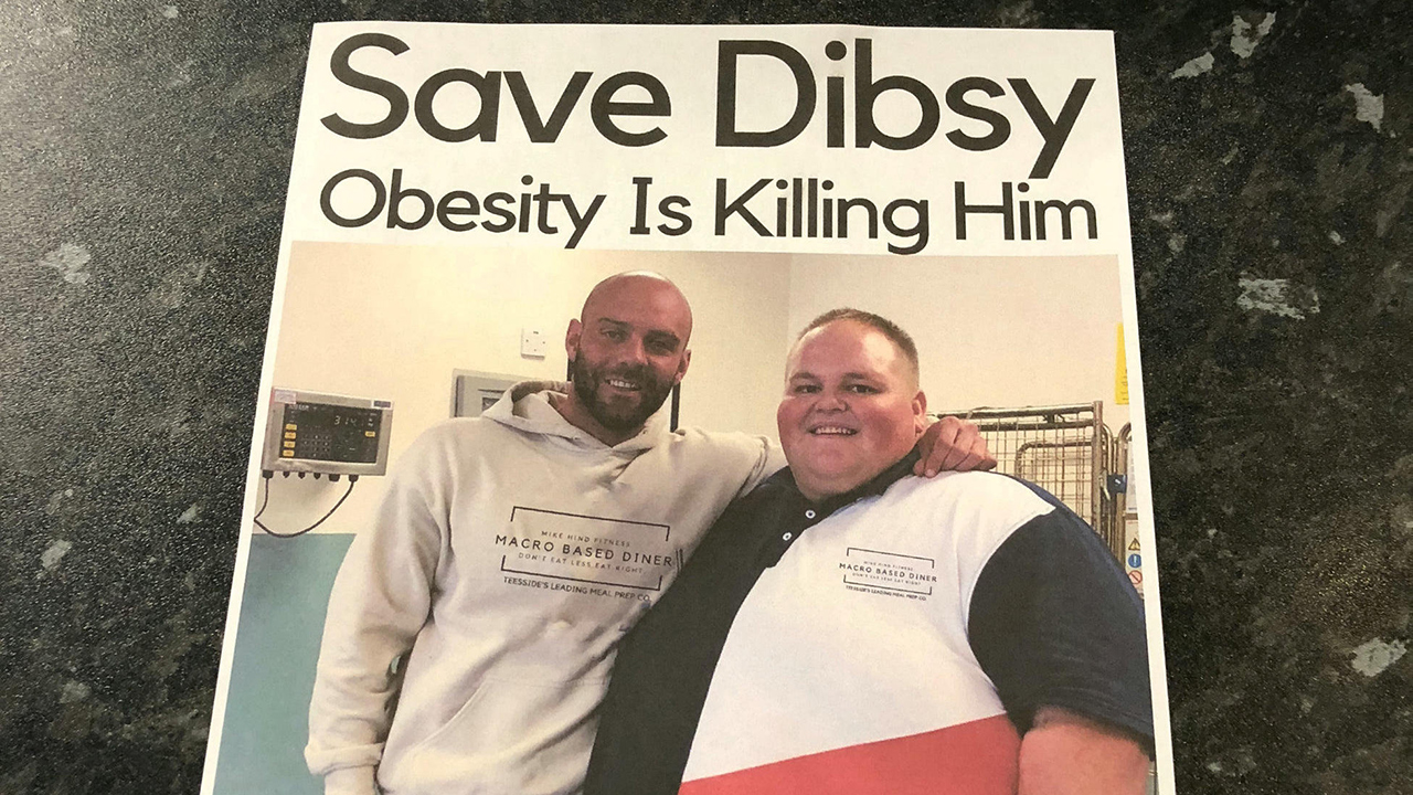 Personal trainer gets overweight client banned from fast-food restaurants: 'Obesity is killing him'