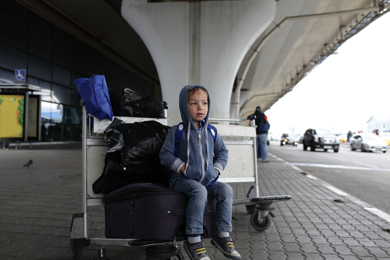 Parents forget 5-year-old at German airport after holiday
