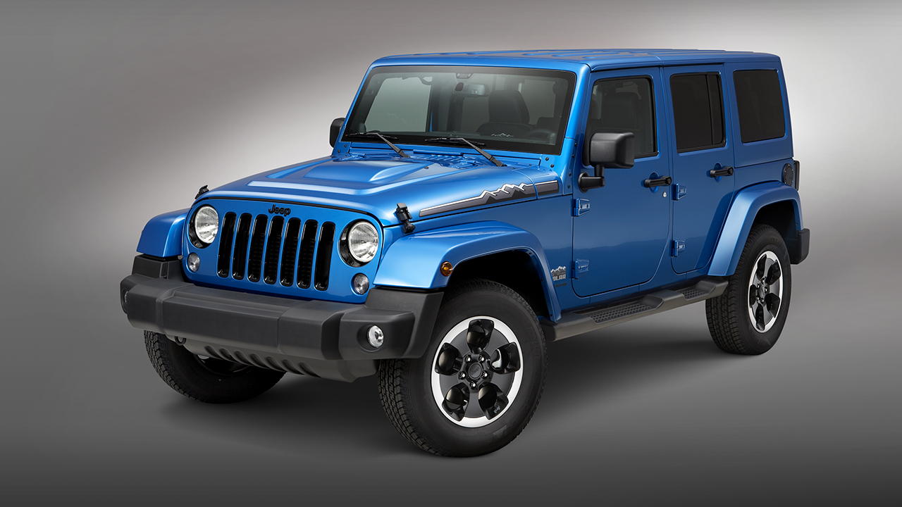 Survey finds Jeep Wrangler holds its value best, Nissan Leaf worst