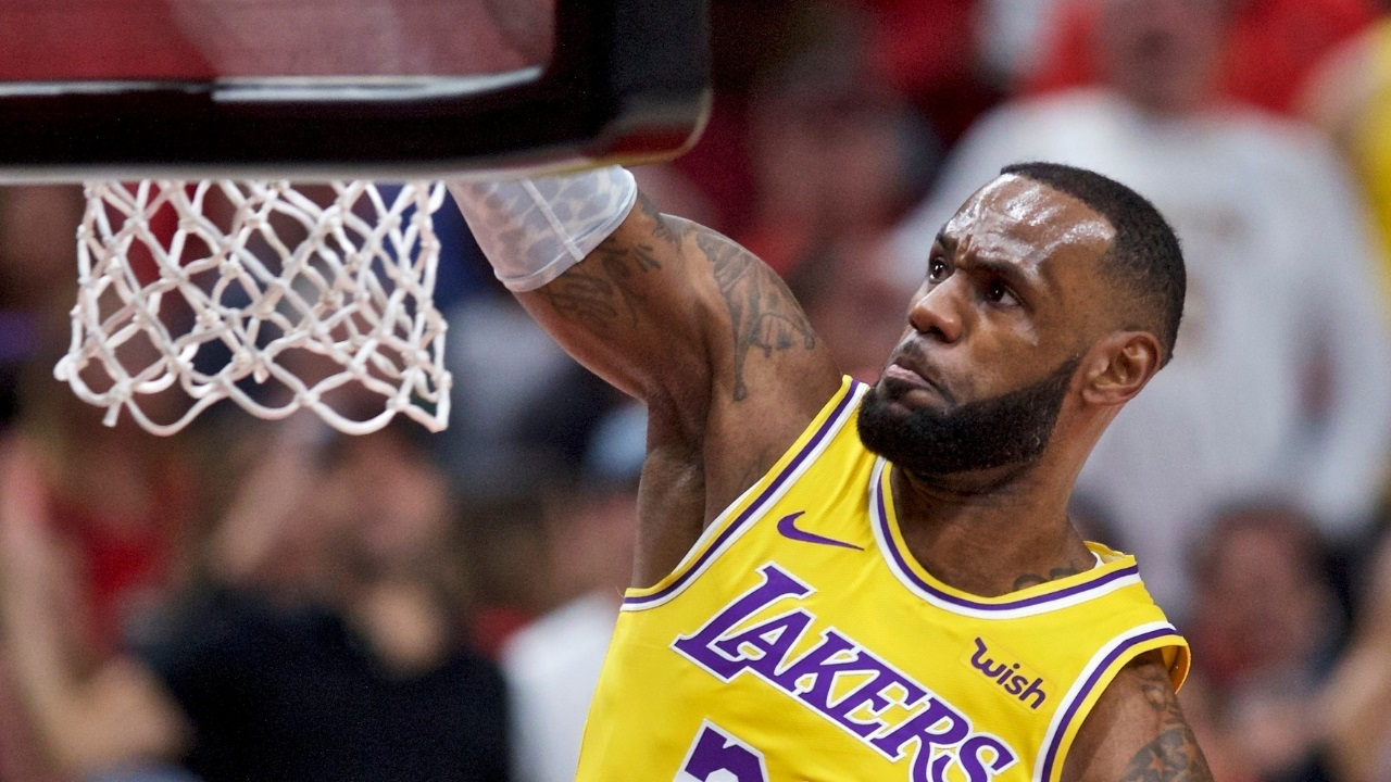 Westlake Legal Group lebron-james LeBron James reveals his initial reaction after learning Magic Johnson left Lakers Ryan Gaydos fox-news/sports/nba/los-angeles-lakers fox-news/sports/nba fox-news/person/lebron-james fox news fnc/sports fnc article 233337c2-966a-5d16-8736-d6277351156b