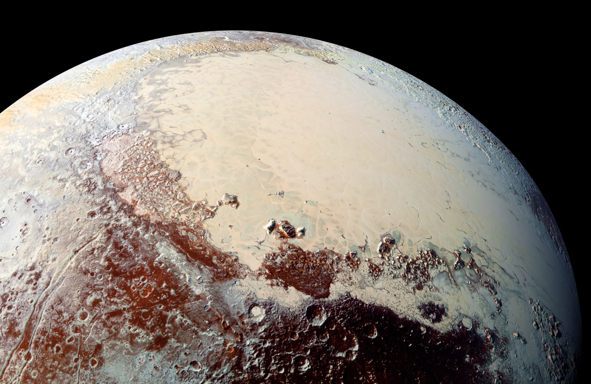 NASA chief says Pluto is a planet: 'It's the way I learned it'