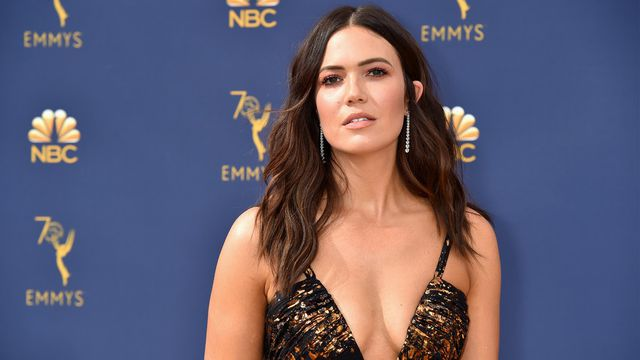 Mandy Moore to produce pop star drama: report