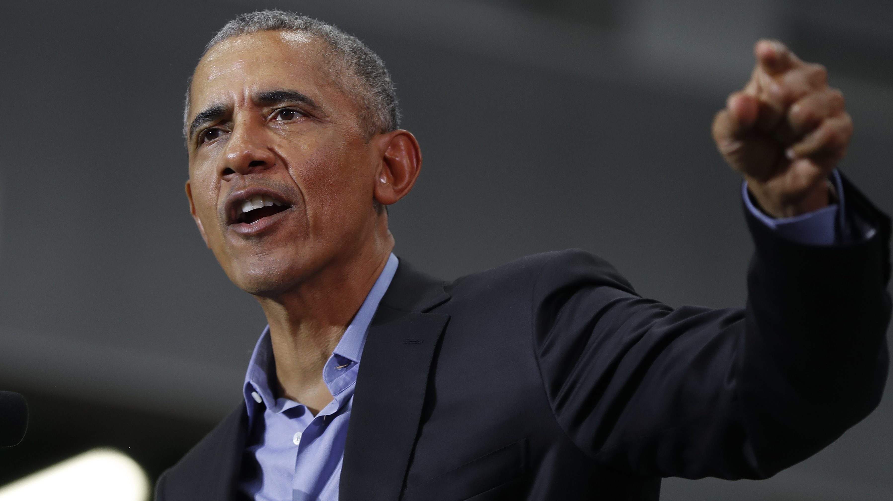 Westlake Legal Group AP18300043944234-e1541186319563 Obama gets political again, launches initiative to fight gerrymandering Ronn Blitzer fox-news/person/barack-obama fox news fnc/politics fnc f28dc2d8-8111-507c-ad3f-13fa9d85fe36 article