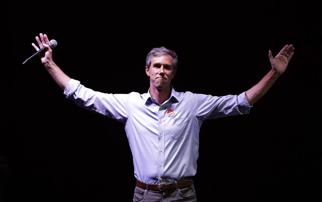 O'Rourke gets invite from Iowa Democrats, compared to Obama